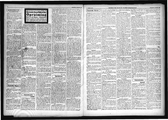 Schoonhovensche Courant 1936-01-08