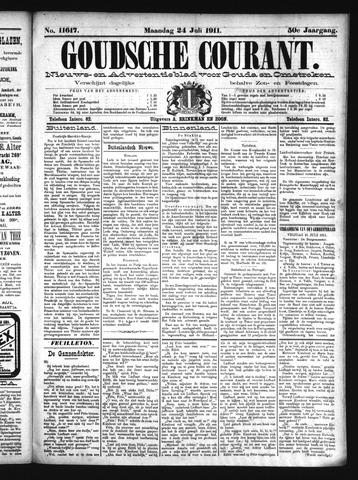 Goudsche Courant 1911-07-24