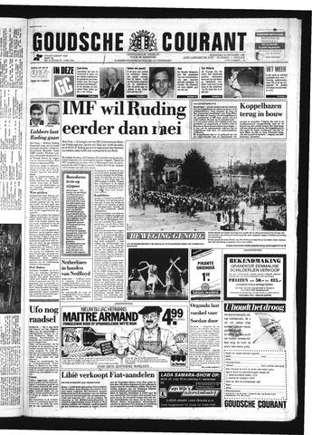 Goudsche Courant 1986-09-24