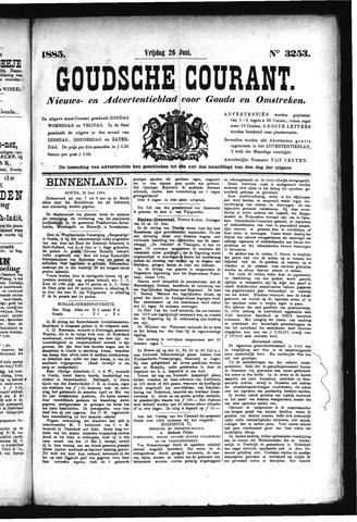 Goudsche Courant 1885-06-26