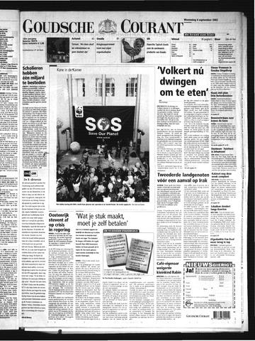 Goudsche Courant 2002-09-04