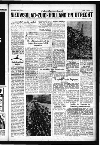 Schoonhovensche Courant 1960-08-26