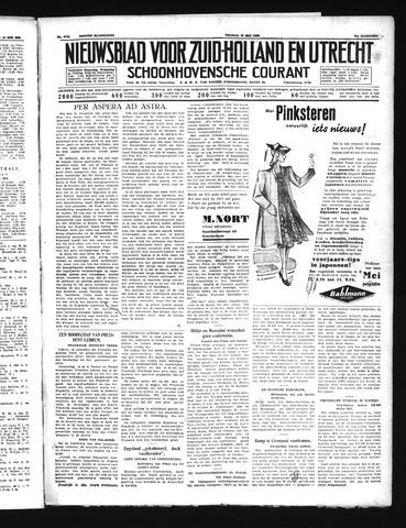 Schoonhovensche Courant 1939-05-12