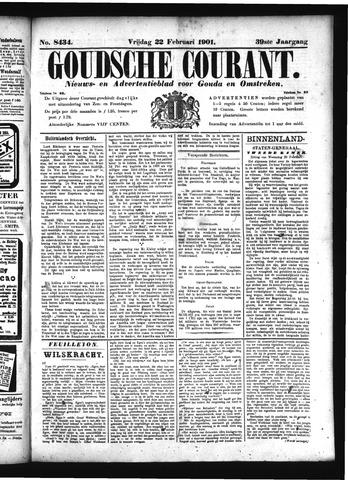Goudsche Courant 1901-02-22