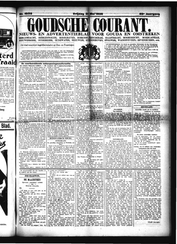 Goudsche Courant 1926-05-21
