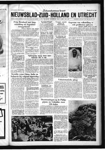 Schoonhovensche Courant 1960-05-30
