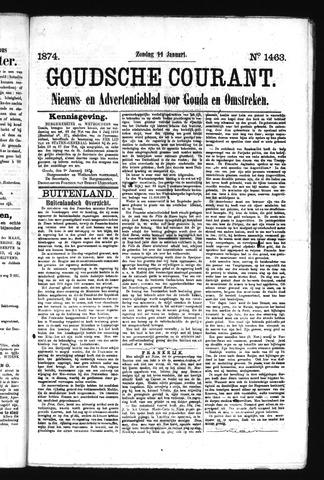 Goudsche Courant 1874-01-11