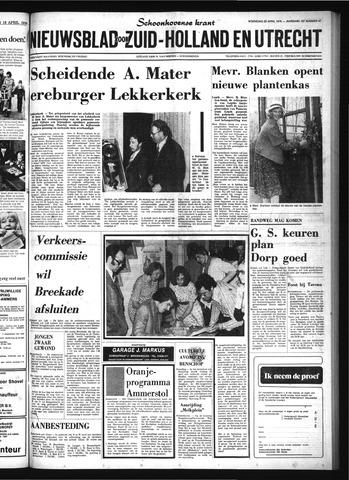Schoonhovensche Courant 1976-04-21