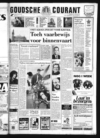 Goudsche Courant 1988-02-20