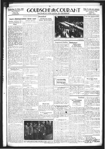 Goudsche Courant 1943-02-11