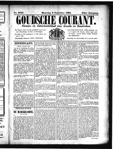 Goudsche Courant 1895-09-09