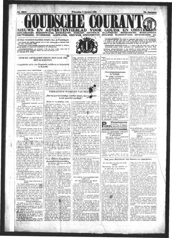 Goudsche Courant 1940