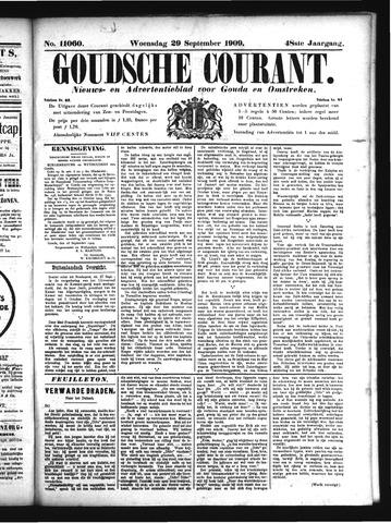 Goudsche Courant 1909-09-29