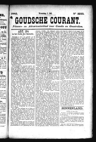 Goudsche Courant 1885-07-01