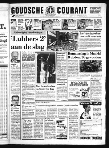 Goudsche Courant 1986-07-14