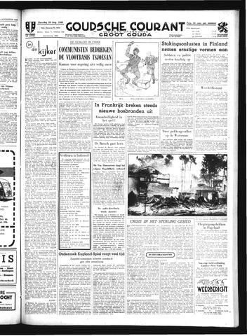 Goudsche Courant 1949-08-20