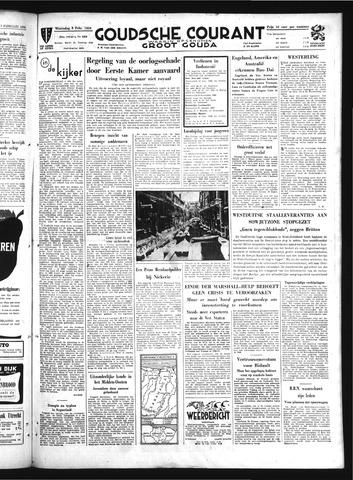 Goudsche Courant 1950-02-08
