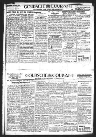 Goudsche Courant 1944-09-18