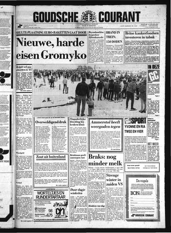 Goudsche Courant 1985-01-14