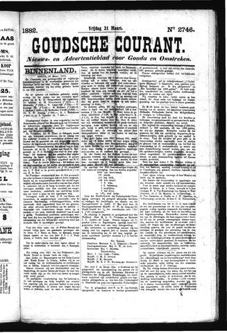 Goudsche Courant 1882-03-31