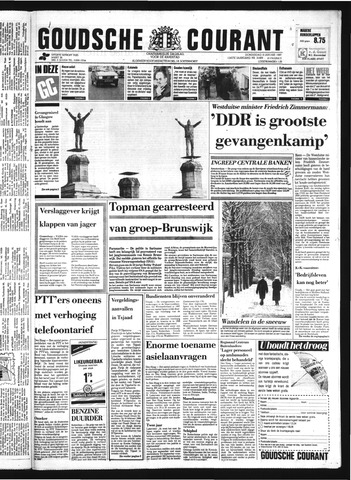 Goudsche Courant 1987-01-08