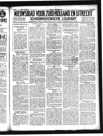 Schoonhovensche Courant 1941-09-12