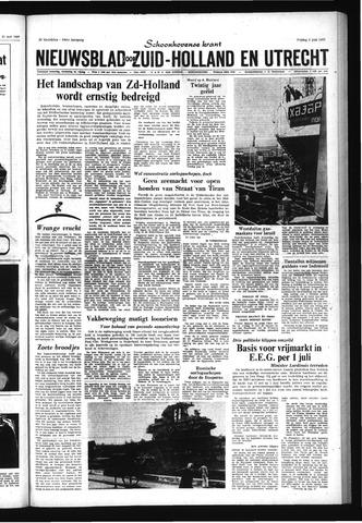 Schoonhovensche Courant 1967-06-02