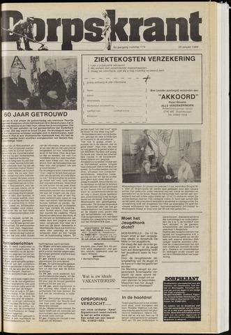 Dorpskrant 1986-01-29