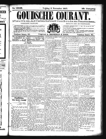 Goudsche Courant 1917-11-02
