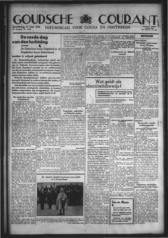 Goudsche Courant 1940-09-12