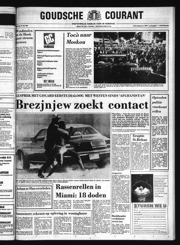 Goudsche Courant 1980-05-19