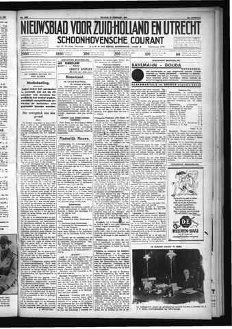 Schoonhovensche Courant 1931-02-27