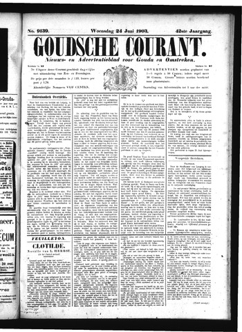 Goudsche Courant 1903-06-24