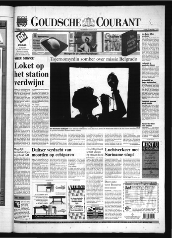 Goudsche Courant 1999-05-28