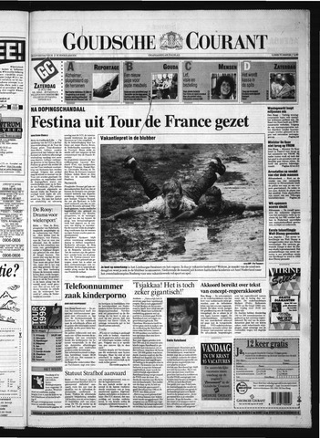 Goudsche Courant 1998-07-18