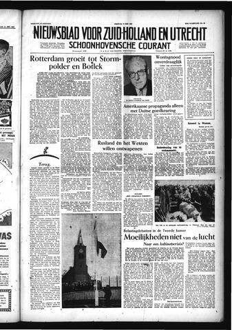 Schoonhovensche Courant 1955-05-13