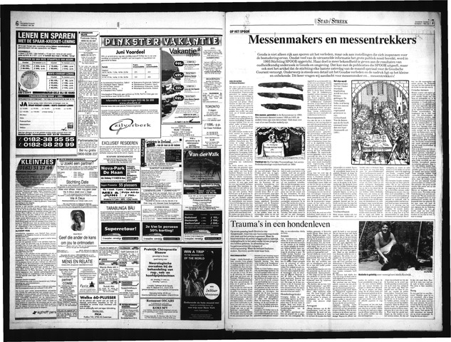 Goudsche Courant 1999-01-01