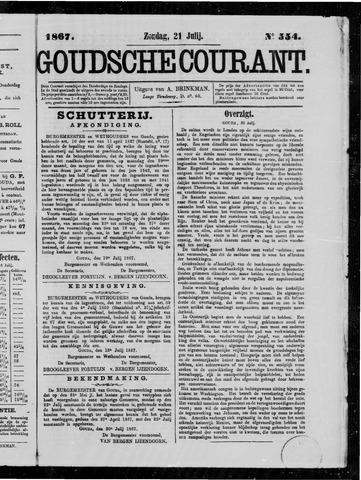 Goudsche Courant 1867-07-21