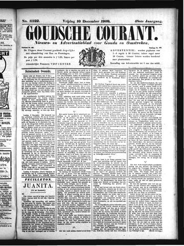 Goudsche Courant 1909-12-10