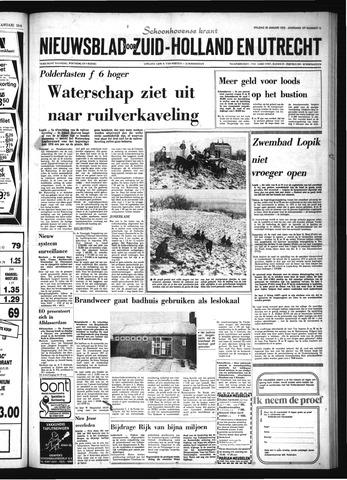 Schoonhovensche Courant 1976-01-30