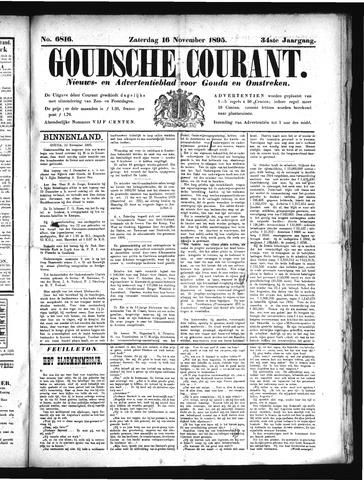 Goudsche Courant 1895-11-16
