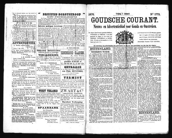 Goudsche Courant 1876-01-05