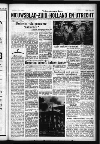Schoonhovensche Courant 1966-07-15