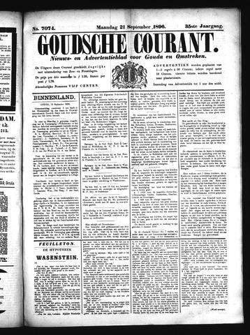 Goudsche Courant 1896-09-21