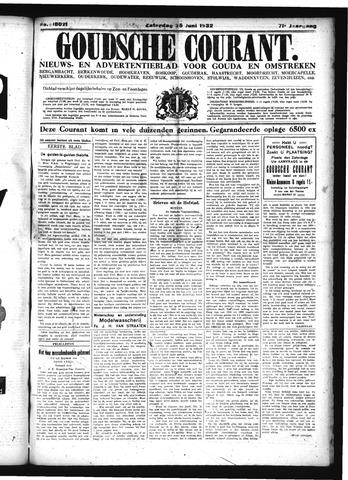 Goudsche Courant 1932-06-25