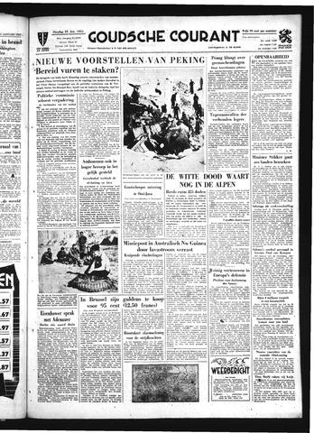 Goudsche Courant 1951-01-23