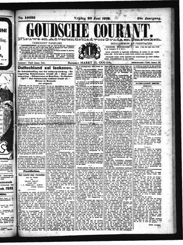 Goudsche Courant 1919-06-20