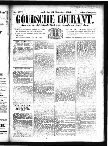 Goudsche Courant 1904-11-24