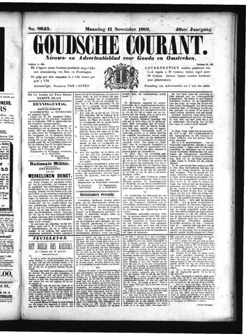 Goudsche Courant 1901-11-11