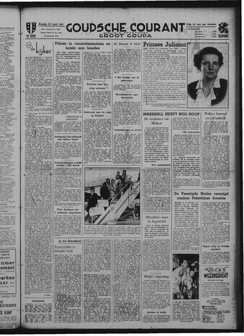Goudsche Courant 1947-04-29